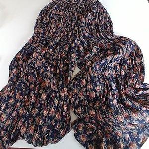 Starina vintage maxi skirt/pants💫 M